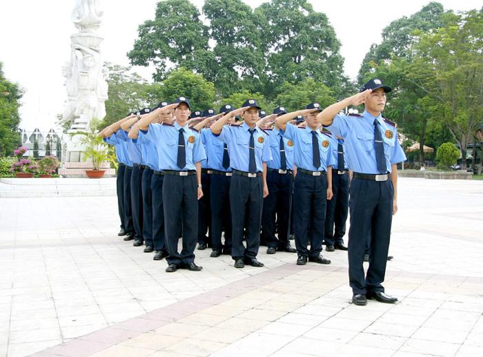 Công ty bảo vệ TP Vinh Nghệ An
