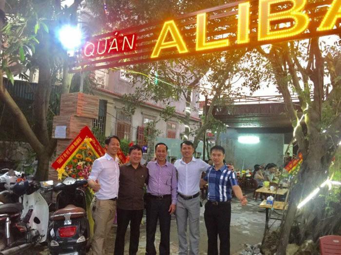 Bảo vệ Nhà hàng Alibaba Nghệ An